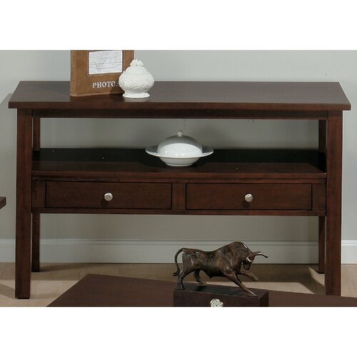 Miniatures Console Table