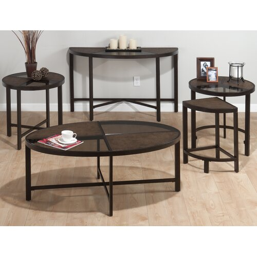 Jofran Roswell Stone End Table