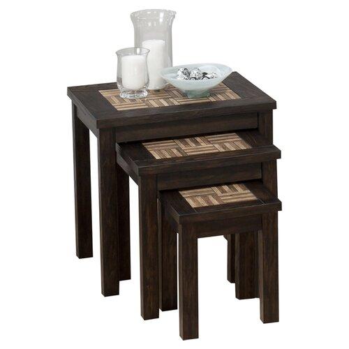 Jofran Barkley 3 Piece Nesting Tables