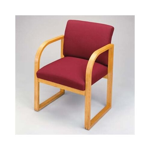 Lesro Contour Guest Chair with Full Back