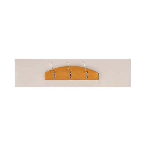 Lesro Transitional Series Hook Coat Rack