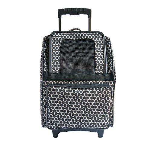 Petote Rio Classic Wheeled Dog Carrier