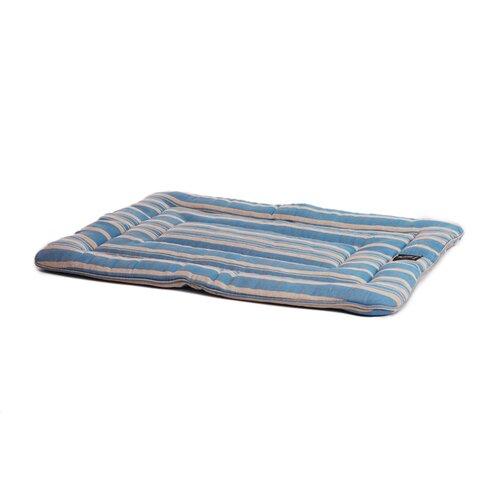 Hemp Stripe Bed Roll