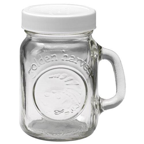 4 Oz. Glass Salt or Pepper Shaker