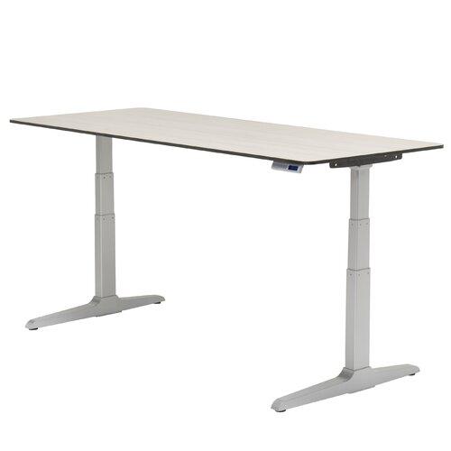 Sierra HX 72 X 24 Electric Height Adjustable Standing Desk Wayfair