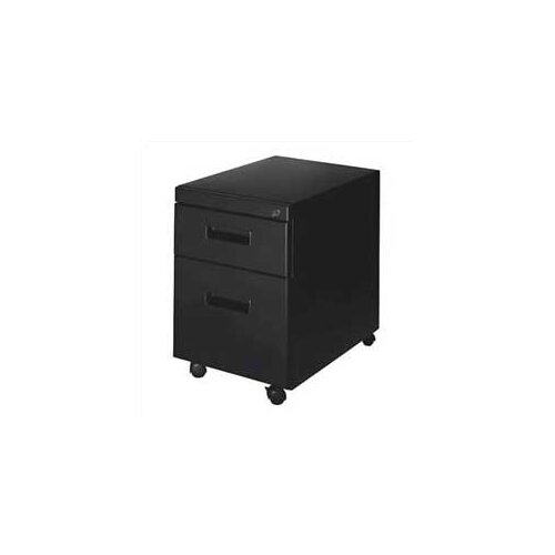 Workrite Ergonomics 2-Drawer Mobile Pedestal