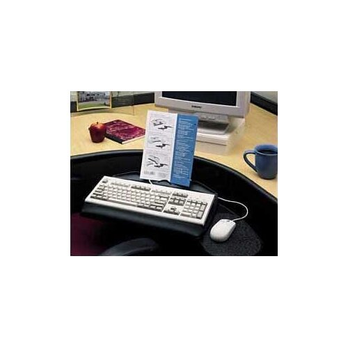 Workrite Ergonomics Banana-Board Keyboard Tray and Mouse Platform