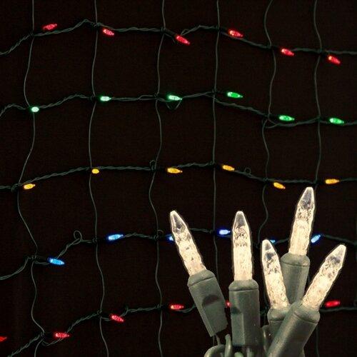 108 Light LED Net Light