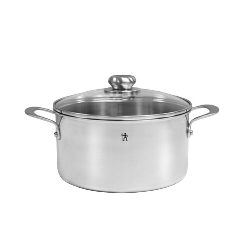 International 8-qt. Stock Pot with Lid