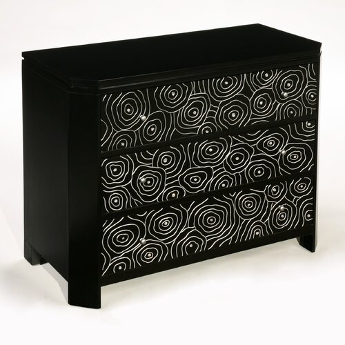 Inspirations 3 Drawer Chest