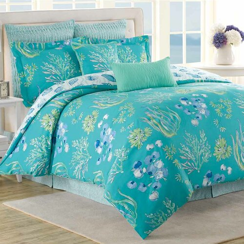 Beachcomber 8 Piece Comforter Set