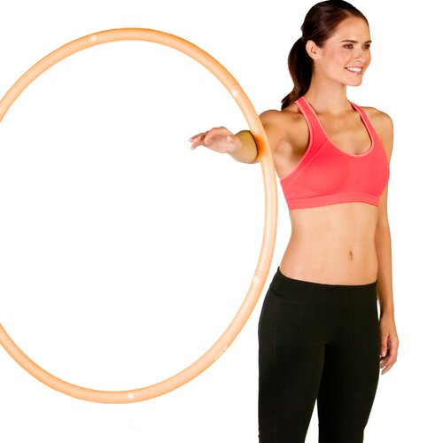 """SELF Fitness 7.76"""" Weighted Fitness Hoop"""