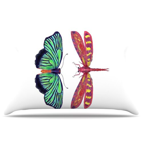 KESS InHouse Haland Pillowcase