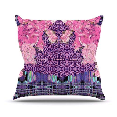 Lepparo Throw Pillow