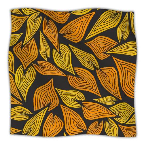 Microfiber Fleece Throw Blanket