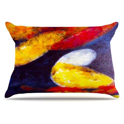KESS InHouse Into the Light Pillowcase