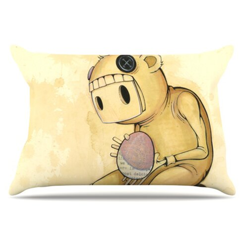KESS InHouse In All the While Pillowcase
