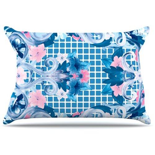 KESS InHouse Ornate Pillowcase