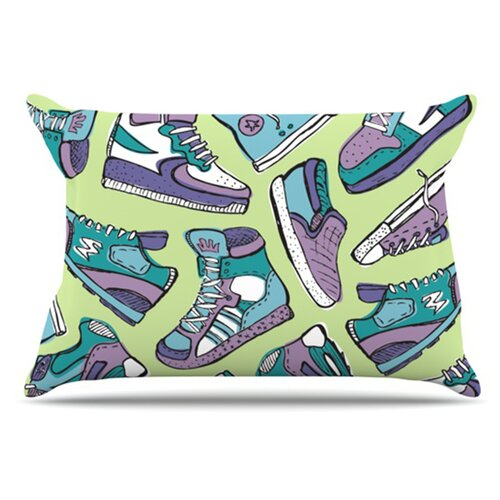 Sneaker Lover IV Pillowcase
