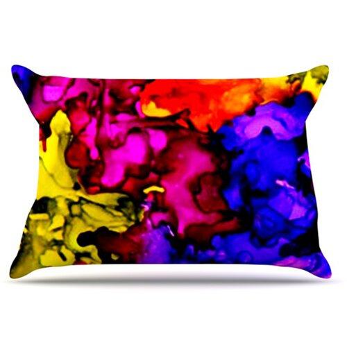 KESS InHouse Chica Pillowcase