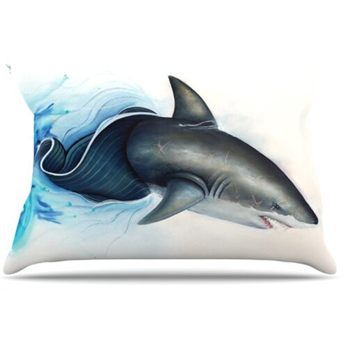 KESS InHouse Lucid Pillowcase