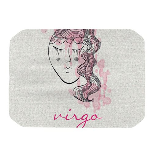 KESS InHouse Virgo Placemat