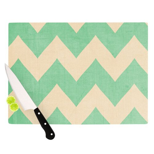 KESS InHouse Malibu Cutting Board