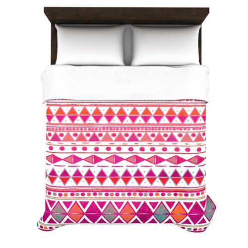 KESS InHouse Summer Breeze Duvet Cover
