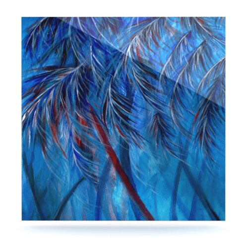 KESS InHouse Tropical by Rosie Brown Photographic Print Plaque