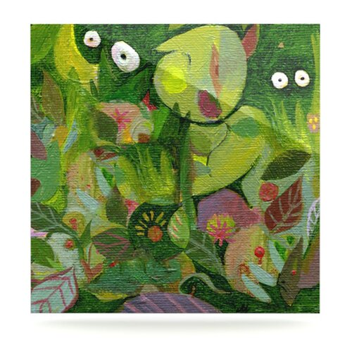 Jungle by Marianna Tankelevich Painting Print Plaque