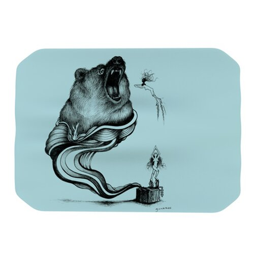 Hot Tub Hunter II Placemat