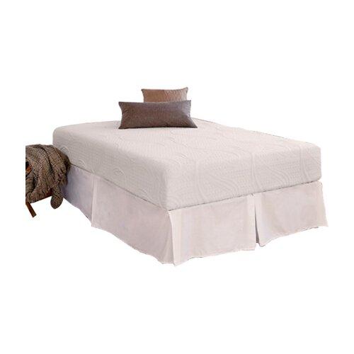 """Sleep Revolution 8"""" Green Tea Memory Foam Mattress"""