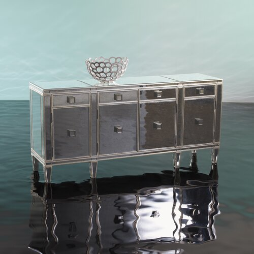Polaris Mirrored Buffet