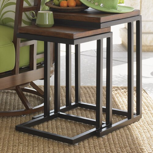 Ocean Club Pacifica Nesting Table (Set of 2)