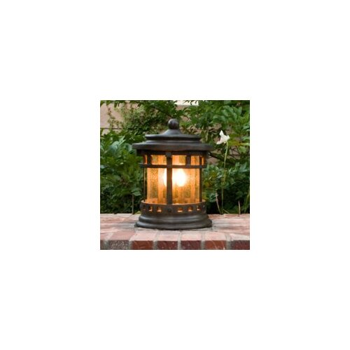 Wildon Home ® Docksford 3 - Light Outdoor Deck Lantern