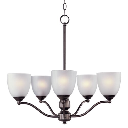 Wildon Home ® Stefan 5 Light Chandelier