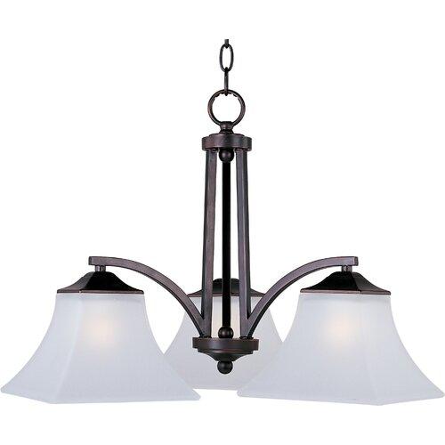 Wildon Home ® Alvaro 3 - Light Down Light Chandelier