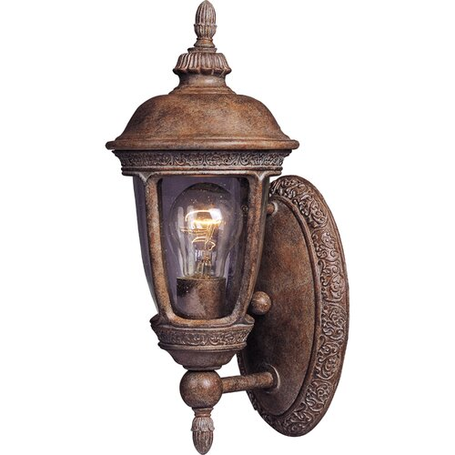 Maxim Lighting Knob Hill DC Outdoor Wall Lantern