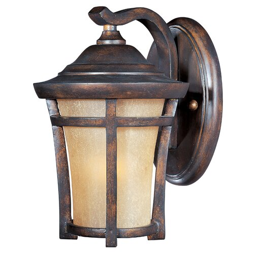 Wildon Home ® Borst 1 - Light Outdoor Wall Mount