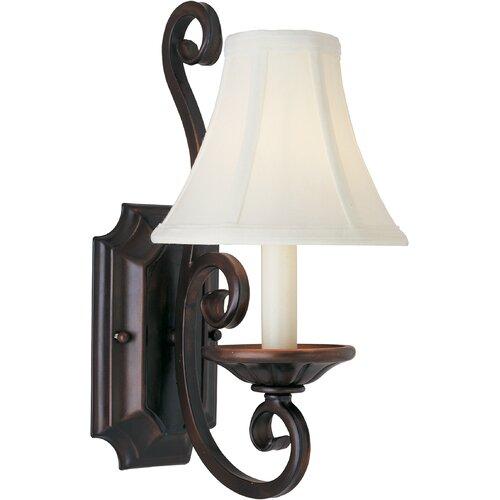 Wildon Home ® Tenor 1 - Light Wall Sconce