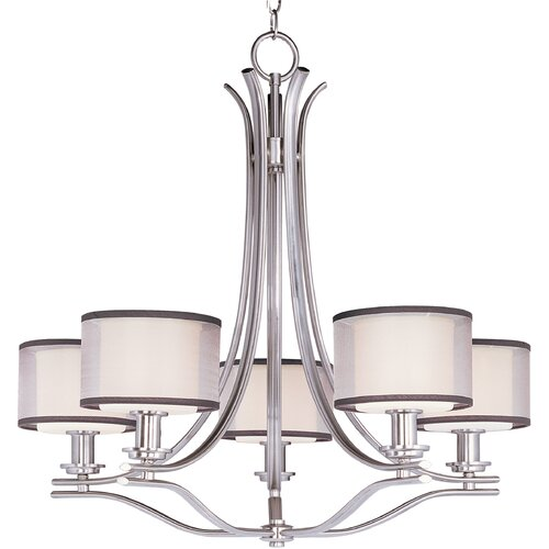 Wildon Home ® Southstream 5 - Light Single - Tier Chandelier