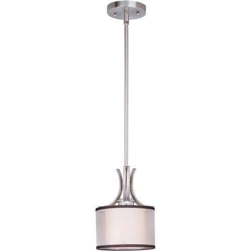 Wildon Home ® Southstream 1 - Light Mini Pendant