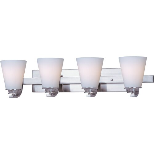 Wildon Home ® Fasile 4 - Light Bath Vanity