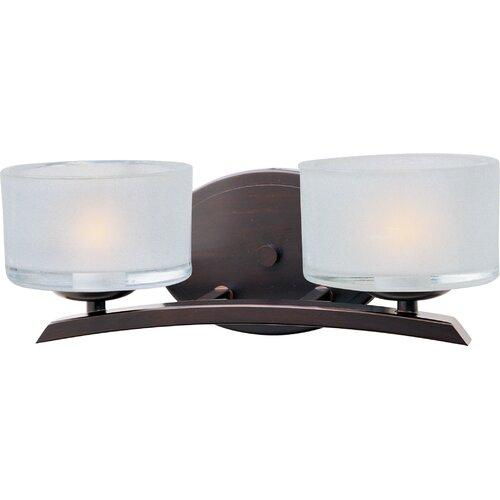 Wildon Home ® Trophic 2 - Light Bath Vanity