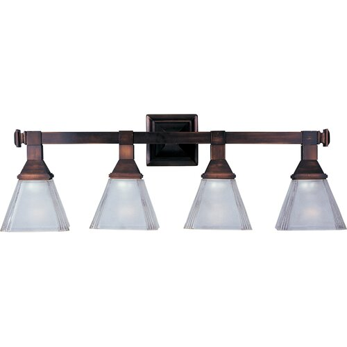 Wildon Home ® Chopin 4 - Light Bath Vanity
