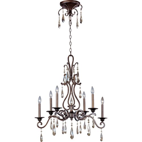 Wildon Home ® Doon 6 - Light Single - Tier Chandelier