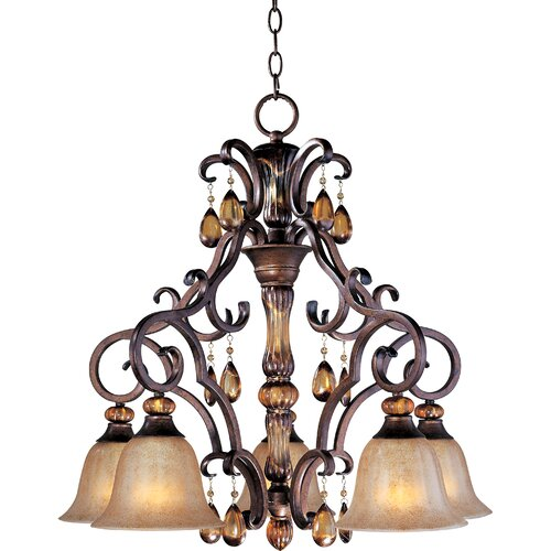 Wildon Home ® Leiy 5 - Light Down Light Chandelier