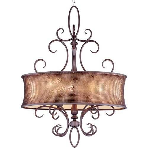 Wildon Home ® Deblen 6 - Light Single Pendant