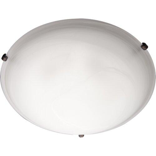 Wildon Home ® Tacet 3 - Light Flush Mount