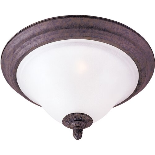Canyon Rim 2 Light Convertible Inverted Pendant